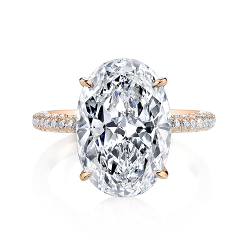 The Ultimate Oval Cut Diamond Guide