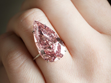 Pink Diamonds - Affordable Now!